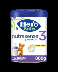 Leche 3 Nutrasense Premium