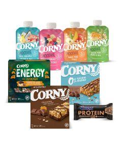 Pack Ahorro Snacks Corny