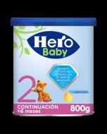 Leche Hero Baby 2 de continuación