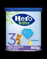Leche Hero Baby 3 Crecimiento