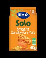 Snack de Zanahoria y Maíz