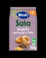 Snacks de Lentejas y Maíz