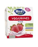 Yogurines Fresa